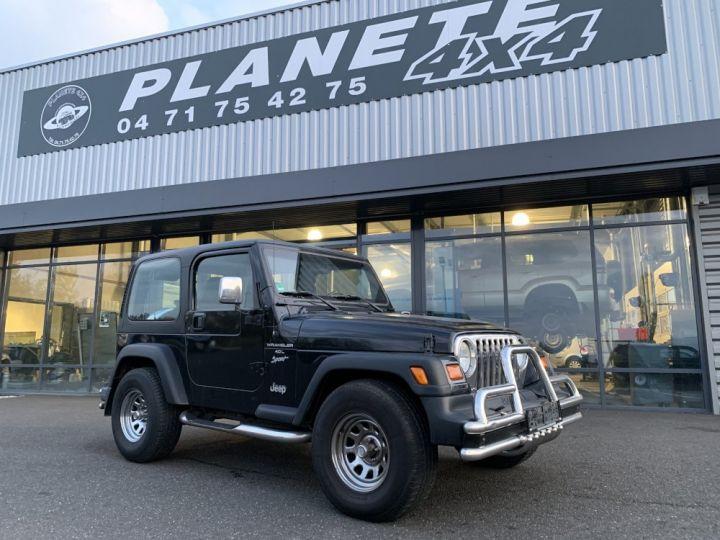 Jeep WRANGLER TJ 4 L 177 CV Sport Noire - 2