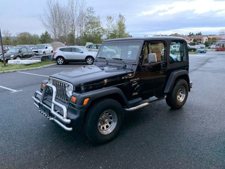 Jeep WRANGLER TJ 4 L 177 CV Sport Noire - 5