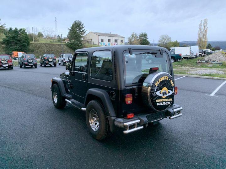 Jeep WRANGLER TJ 4 L 177 CV Sport Noire - 7