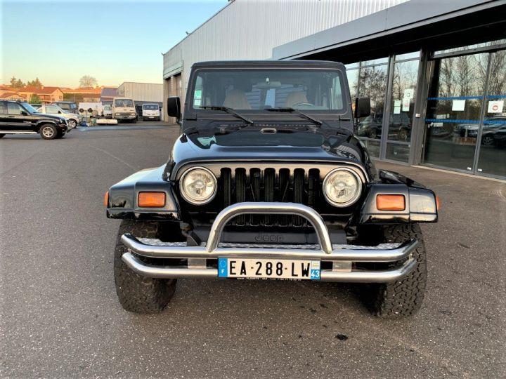 Jeep Wrangler TJ 4 L 177 CV Sport Noire - 3