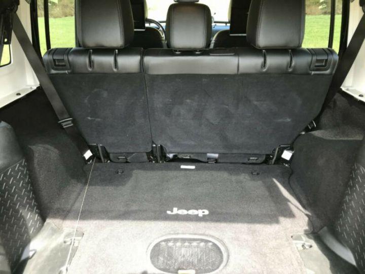 Jeep Wrangler V6 3.6L 286 CV StormTrooper Edition USA /Attelage/ Gtie 12 Mois / Livraison Incluse Noir Métal - 11