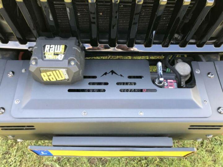 Jeep Wrangler V6 3.6L 286 CV StormTrooper Edition USA /Attelage/ Gtie 12 Mois / Livraison Incluse Noir Métal - 13