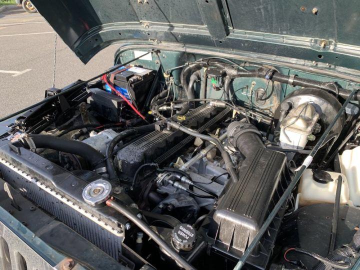 Jeep WRANGLER YJ 4 L 184 CV Vert Foncé - 10