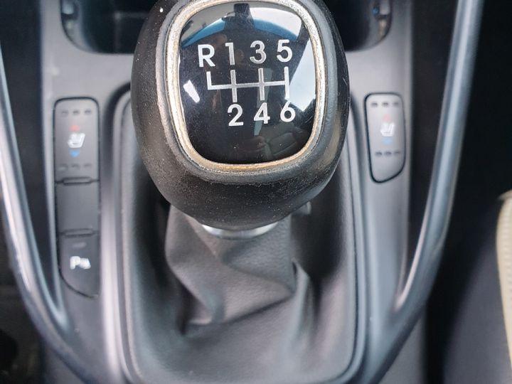 Kia CARENS 3 1.7 crdi 136 isg premium 7 pl bv6 Gris Anthracite Occasion - 20