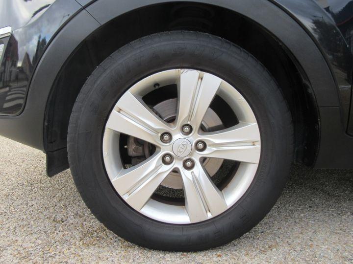 Kia SPORTAGE 1.6 GDI 135 DRIVE 4X2 Noir Occasion - 5