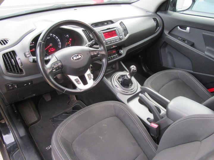Kia SPORTAGE 1.6 GDI 135 DRIVE 4X2 Noir Occasion - 11