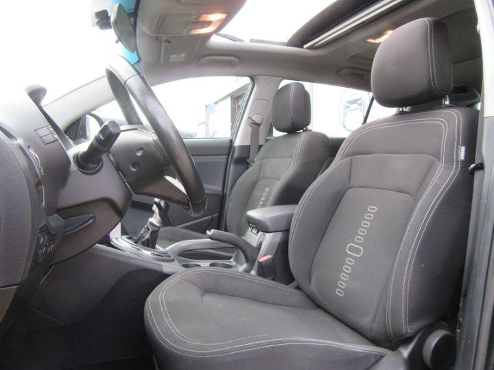Kia SPORTAGE 1.6 GDI 135 DRIVE 4X2 Noir Occasion - 12