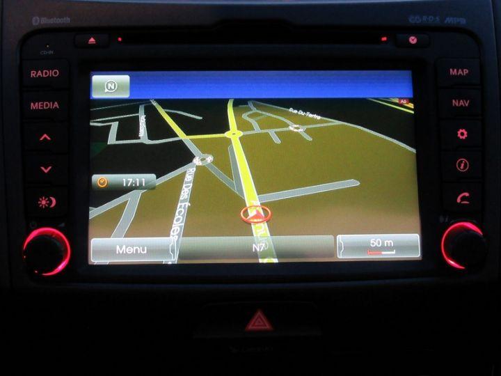 Kia SPORTAGE 2.0 CRDI 136 ACTIVE Gris Occasion - 8