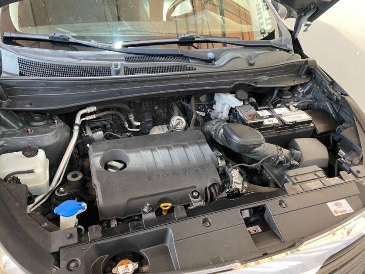 Kia SPORTAGE II 1.7 CRDI (115CH) BVM 4X2 ISG 115cv ACTIVE GRIS FONCE - 13