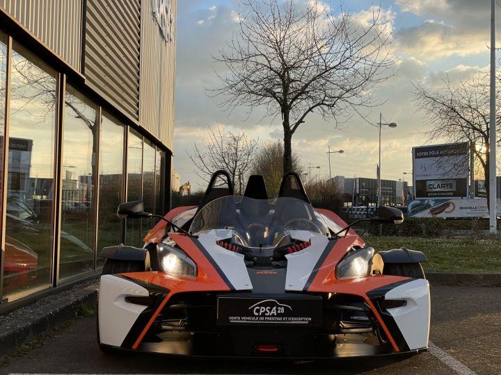 KTM X-Bow 300 R blanc/orange - 2