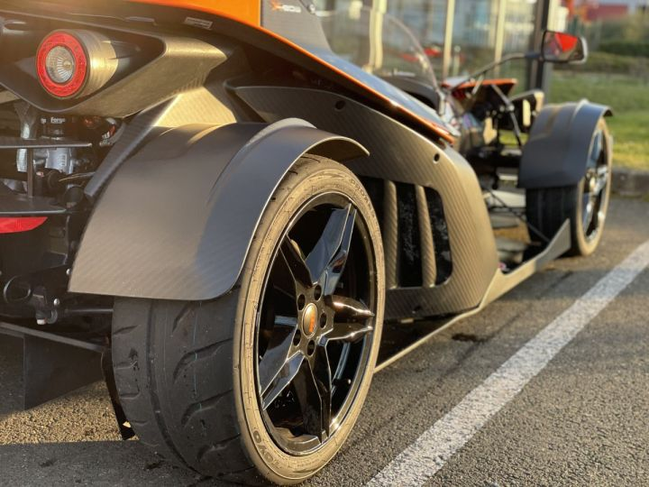 KTM X-Bow 300 R blanc/orange - 9
