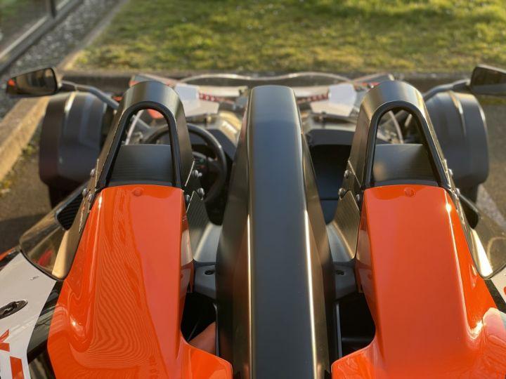 KTM X-Bow 300 R blanc/orange - 12