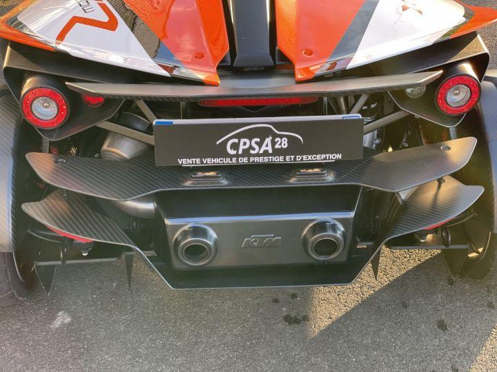 KTM X-Bow 300 R blanc/orange - 14