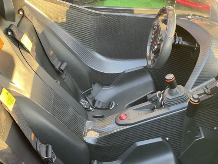 KTM X-Bow 300 R blanc/orange - 17