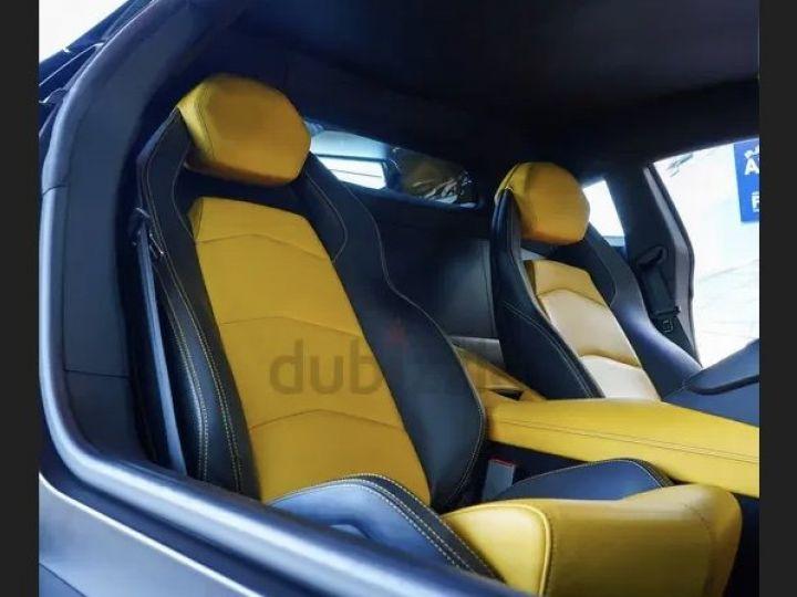 Lamborghini Aventador noire  - 3
