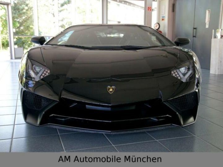 Lamborghini Aventador noire - 5