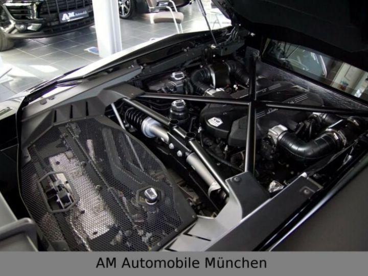 Lamborghini Aventador noire - 14