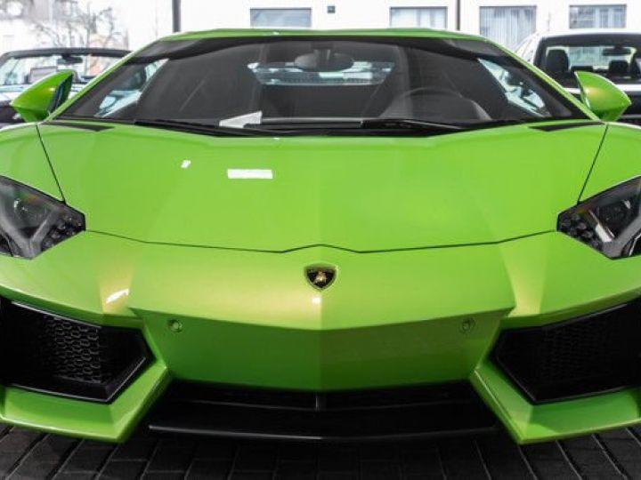 Lamborghini Aventador 6.5 V12 700 LP700-4 Vert Ithaca métallisé - 2
