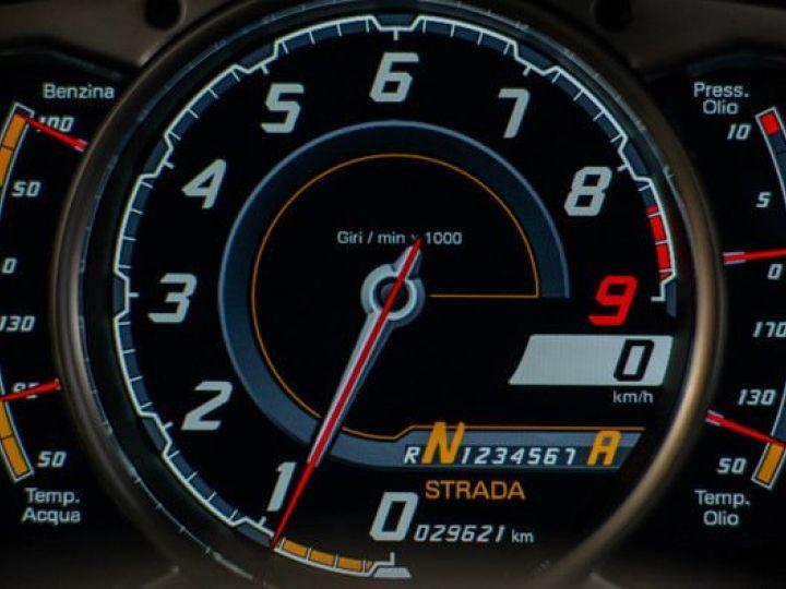 Lamborghini Aventador 6.5 V12 700 LP700-4 Vert Ithaca métallisé - 13