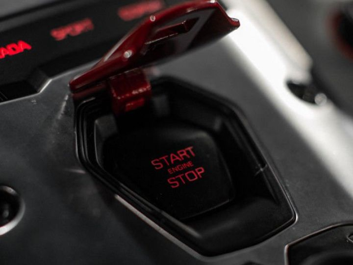 Lamborghini Aventador 6.5 V12 700 LP700-4 Vert Ithaca métallisé - 14