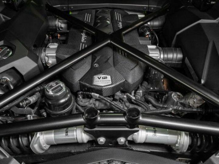 Lamborghini Aventador 6.5 V12 700 LP700-4 Vert Ithaca métallisé - 18
