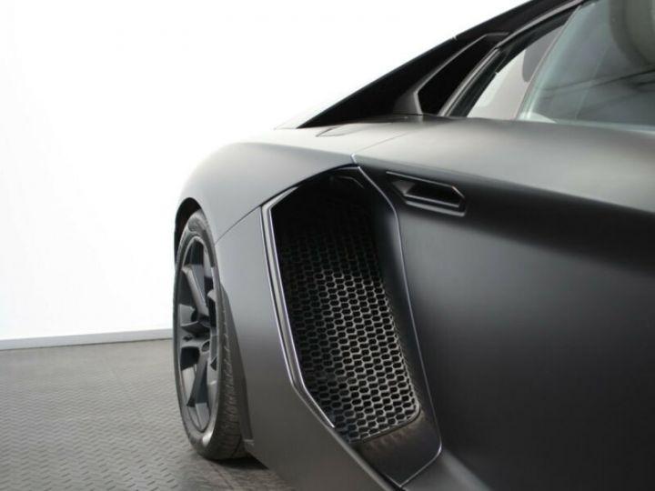 Lamborghini Aventador Aventador LP 700-4 noir mat - 3