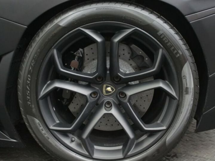 Lamborghini Aventador Aventador LP 700-4 noir mat - 4
