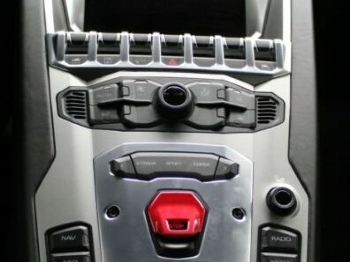 Lamborghini Aventador Aventador LP 700-4 noir mat - 7