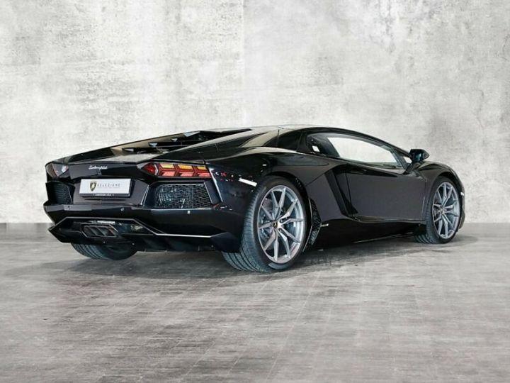 Lamborghini Aventador Lamborghini Aventador LP 700-4 noir - 2