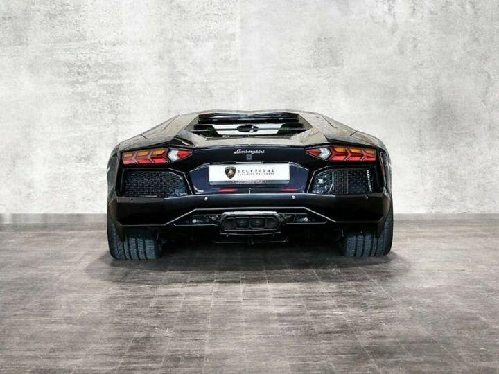 Lamborghini Aventador Lamborghini Aventador LP 700-4 noir - 4
