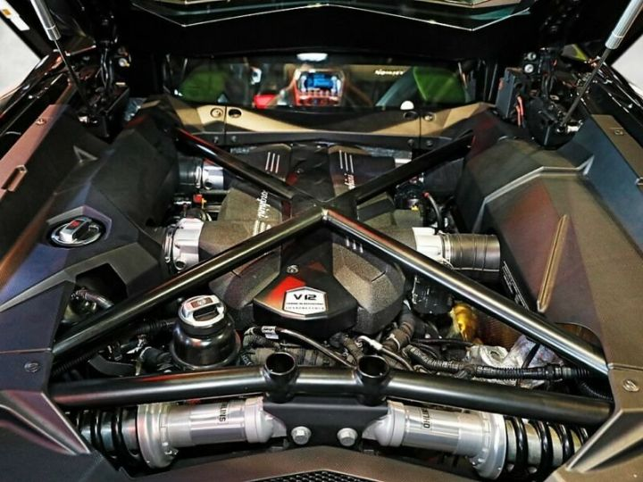 Lamborghini Aventador Lamborghini Aventador LP 700-4 noir - 5