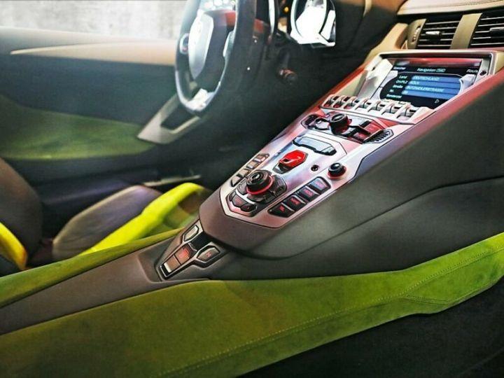 Lamborghini Aventador Lamborghini Aventador LP 700-4 noir - 6