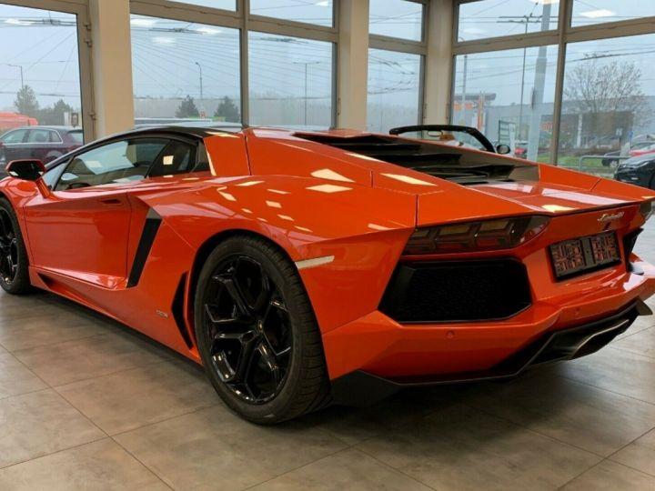 Lamborghini Aventador LP 700-4 ORANGE - 6