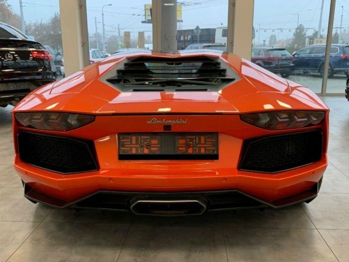 Lamborghini Aventador LP 700-4 ORANGE - 7