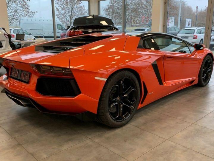 Lamborghini Aventador LP 700-4 ORANGE - 8