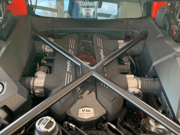 Lamborghini Aventador LP 700-4 ORANGE - 14