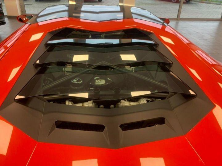 Lamborghini Aventador LP 700-4 ORANGE - 19