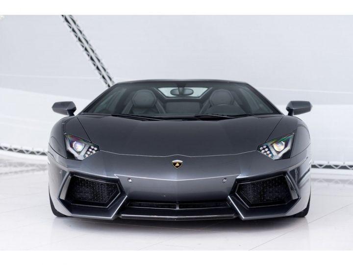 Lamborghini Aventador spider pot akrapovic GRIS - 4