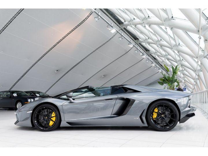 Lamborghini Aventador spider pot akrapovic GRIS - 6