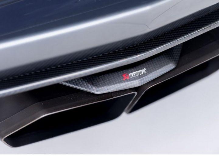 Lamborghini Aventador spider pot akrapovic GRIS - 12