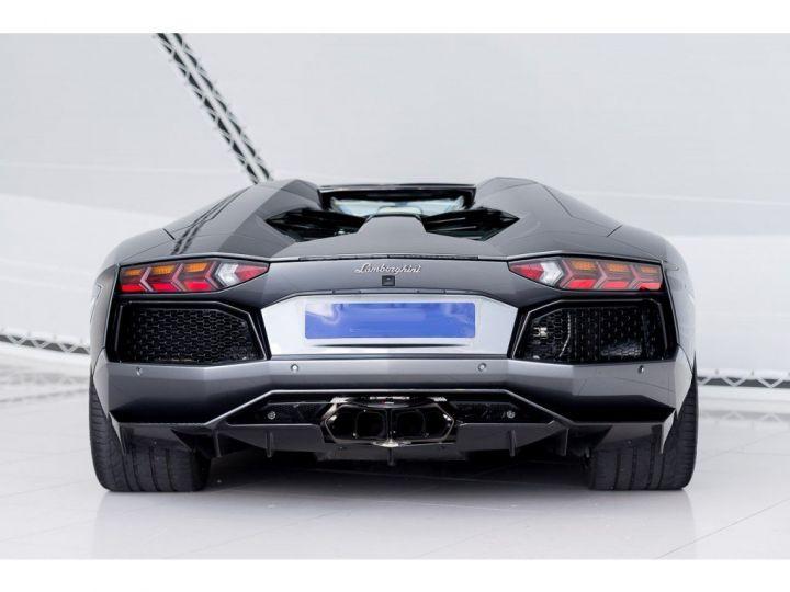 Lamborghini Aventador spider pot akrapovic GRIS - 13