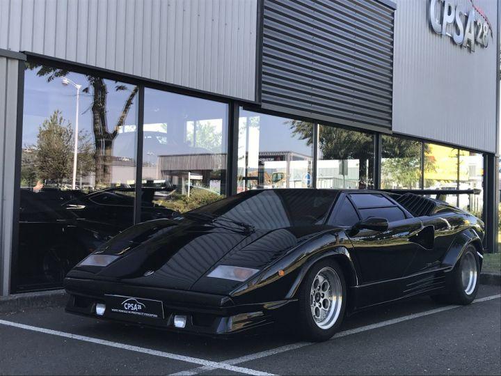 Lamborghini Countach 25 Anniversaire Noire - 1