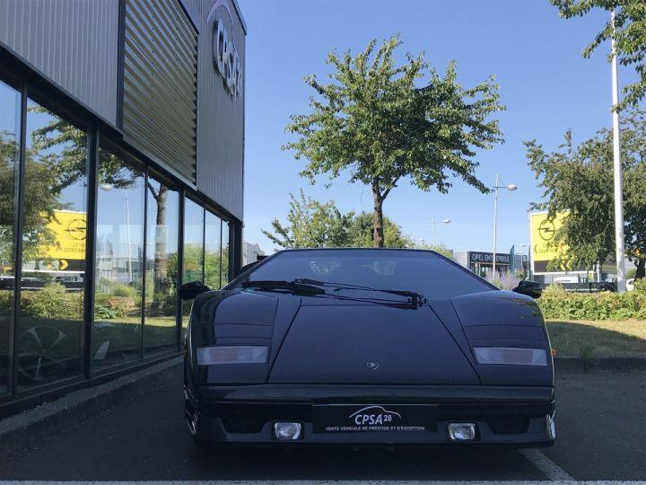 Lamborghini Countach 25 Anniversaire Noire - 2