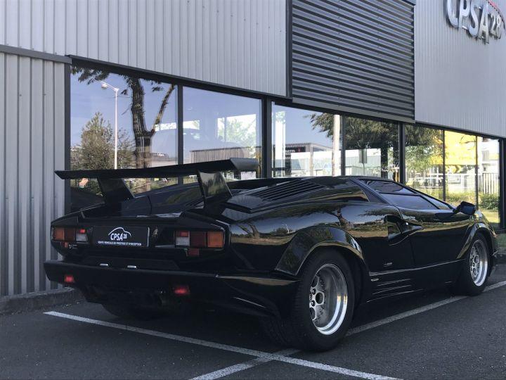 Lamborghini Countach 25 Anniversaire Noire - 5