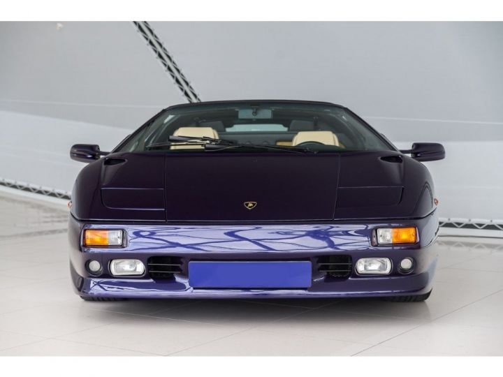 Lamborghini Diablo 5.7l V12 VT VIOLET - 14