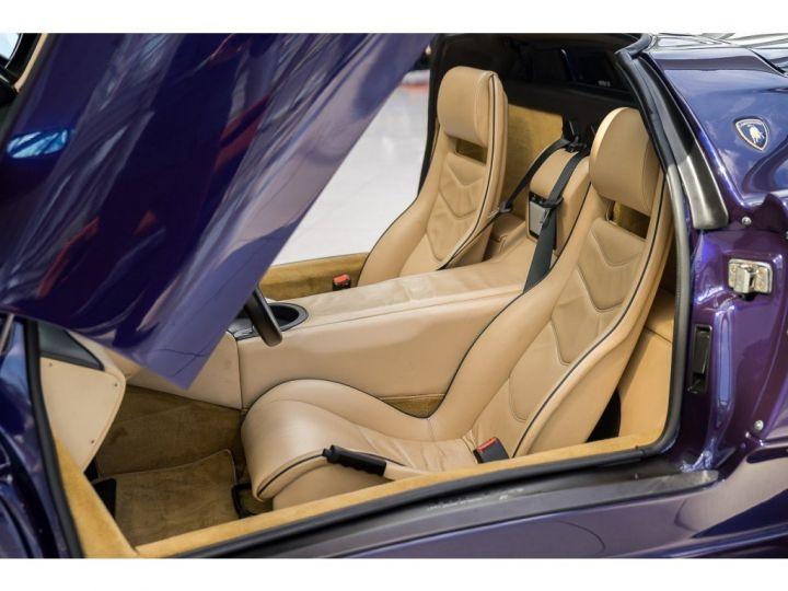 Lamborghini Diablo Roadster 5.7l V12 VT VIOLET - 2
