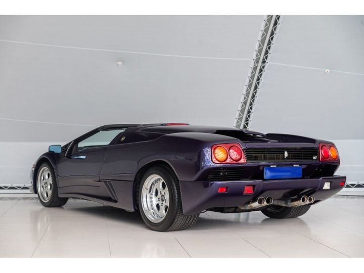 Lamborghini Diablo Roadster 5.7l V12 VT VIOLET - 4