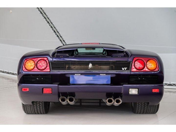 Lamborghini Diablo Roadster 5.7l V12 VT VIOLET - 5