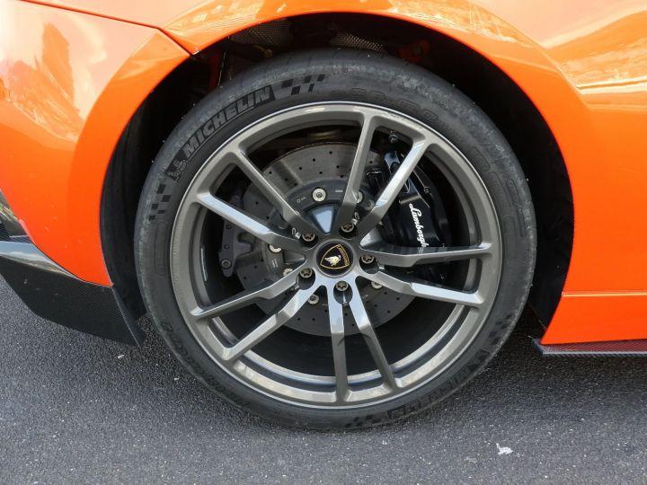 Lamborghini Gallardo 5.2 V10 SUPERLEGGERA LP570-4 EDIZIONE TECNICA E-GEAR Arancio Argos/nero Nemesis Occasion - 14