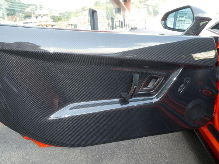Lamborghini Gallardo 5.2 V10 SUPERLEGGERA LP570-4 EDIZIONE TECNICA E-GEAR Arancio Argos/nero Nemesis Occasion - 19